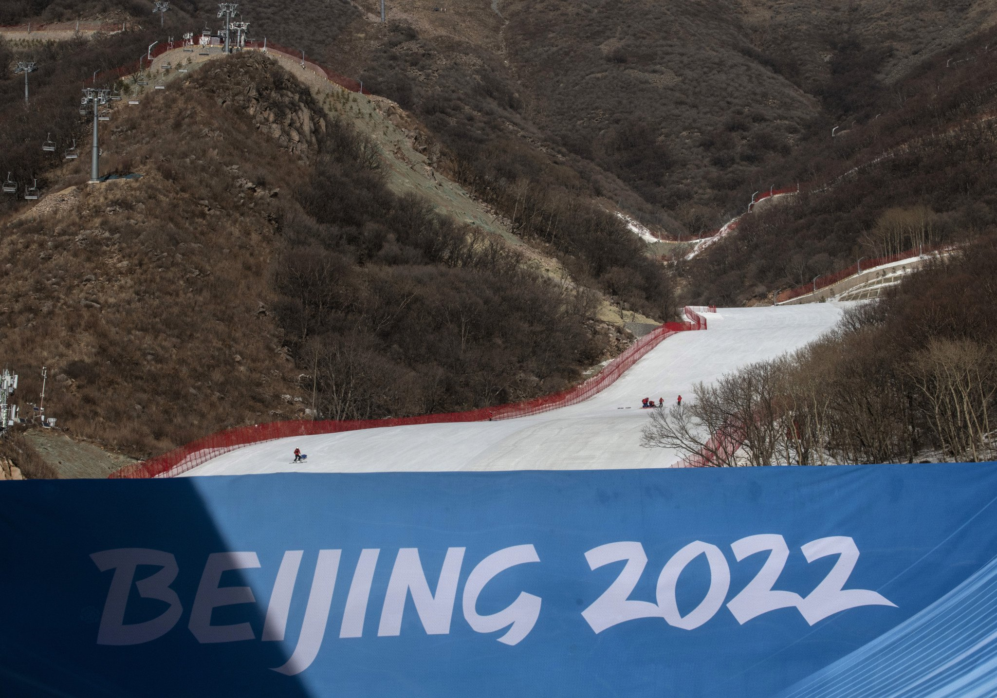 The IOC has expressed confidence in China's attempts to become established as a world-class destination for winter sports ©Getty Images