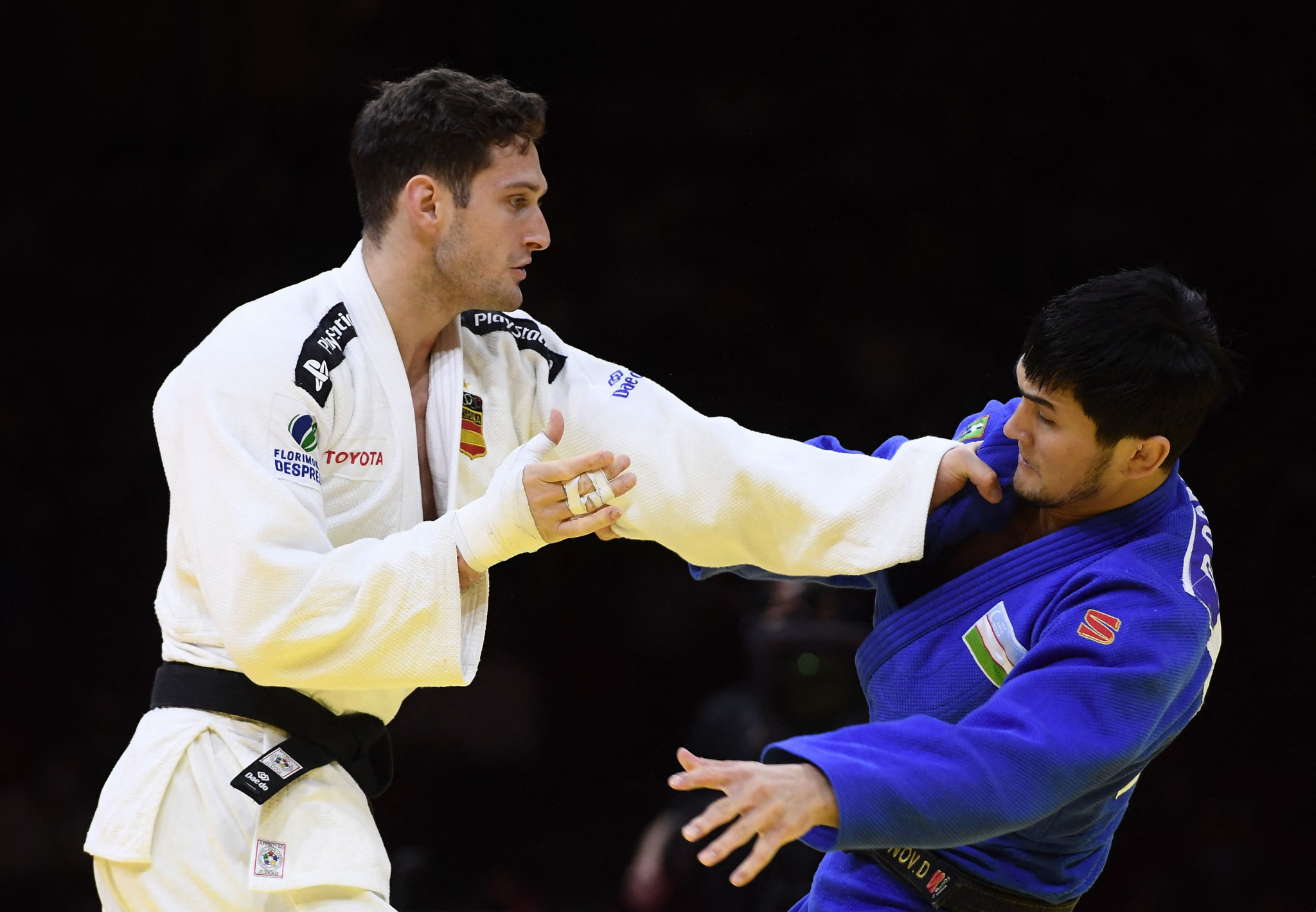 IJF World Championships: Day five of competition