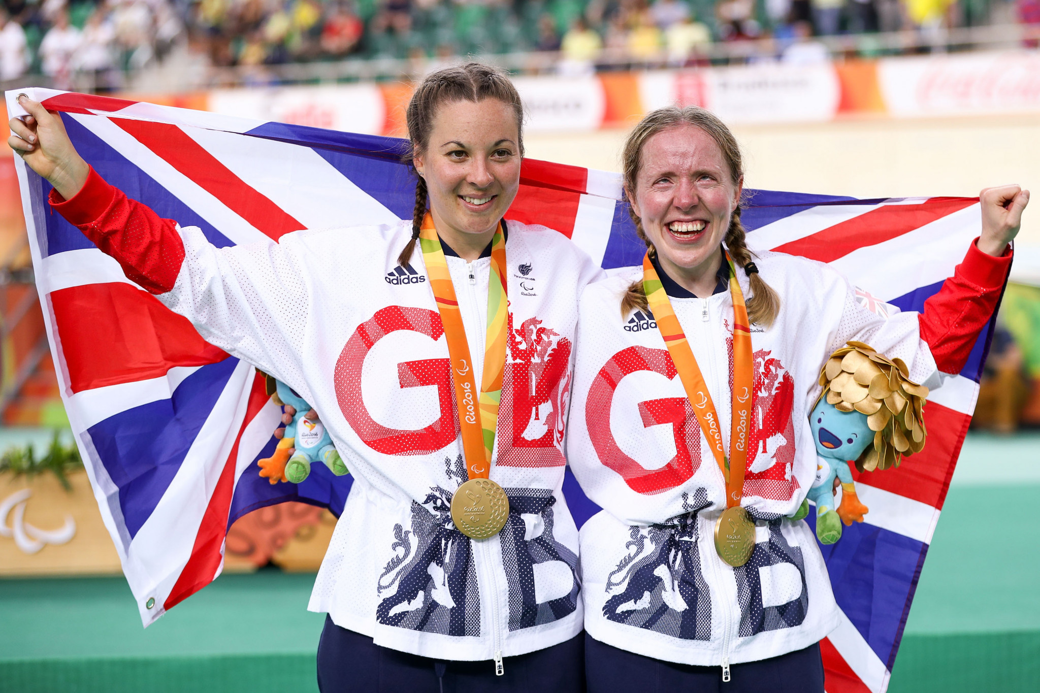 ParalympicsGB won a 147 medals, including 64 golds, at Rio 2016 to finish second overall ©Getty Images