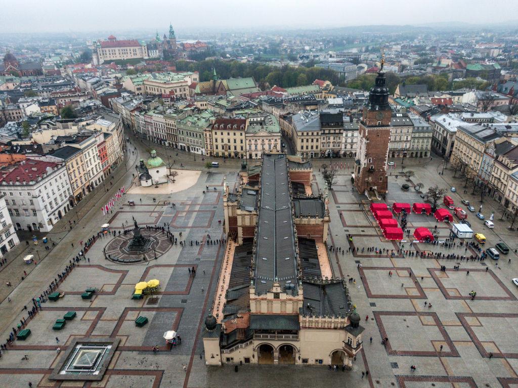 Kraków Małopolska będzie gospodarzem Igrzysk Europejskich 2023 © Getty Images