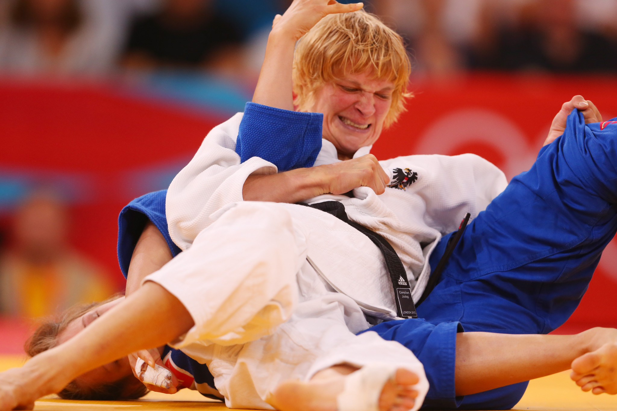 Filzmoser chosen to chair new IJF Athletes' Commission