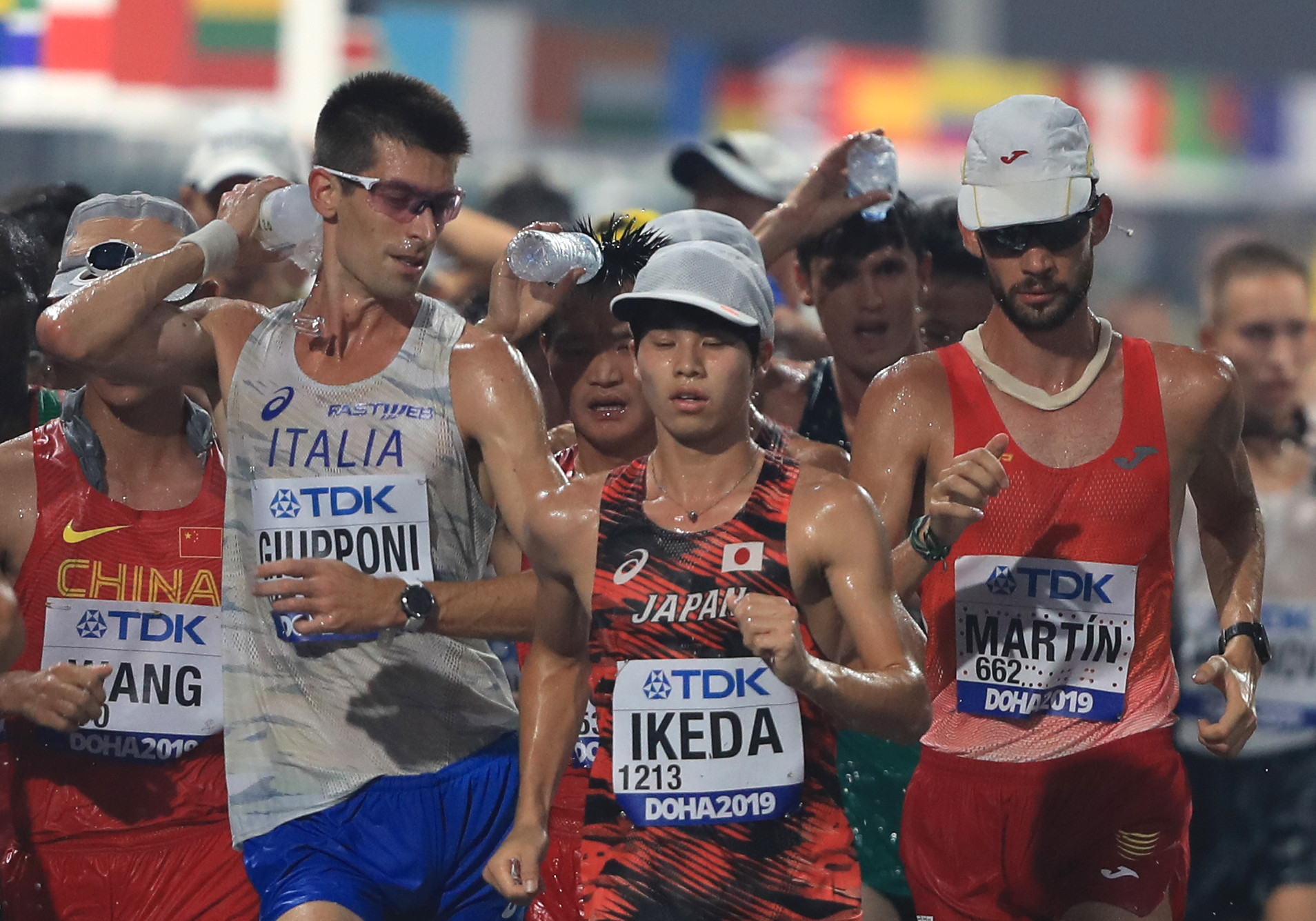 Mixed team race walking to debut at Paris 2024 Olympics