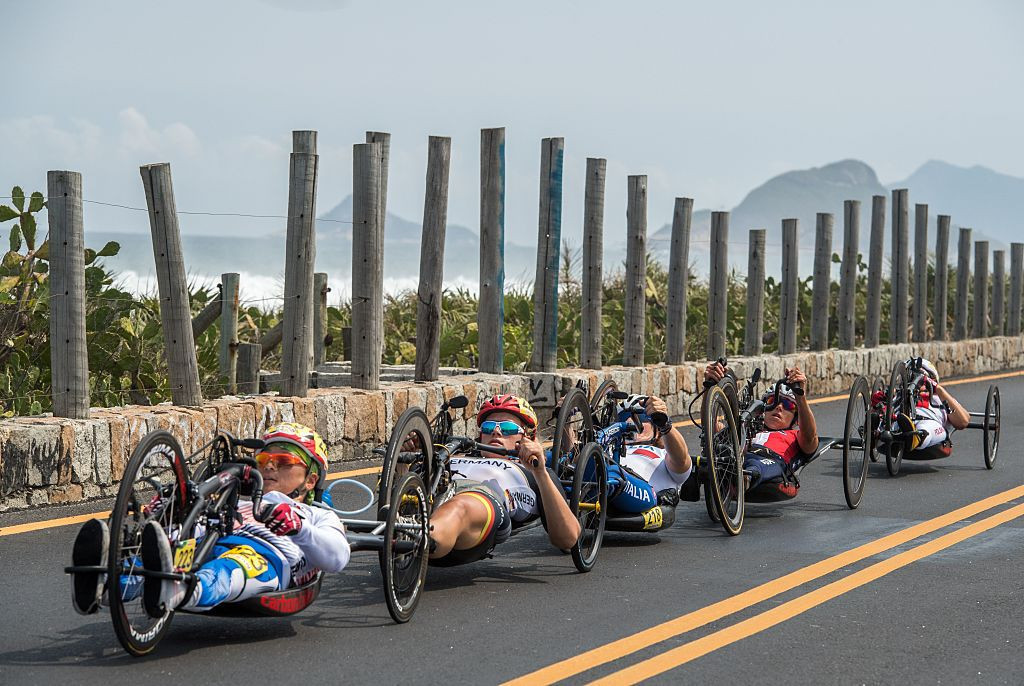 Handbike and tricycle racing the focus at Para-cycling Road World Championships in Portugal