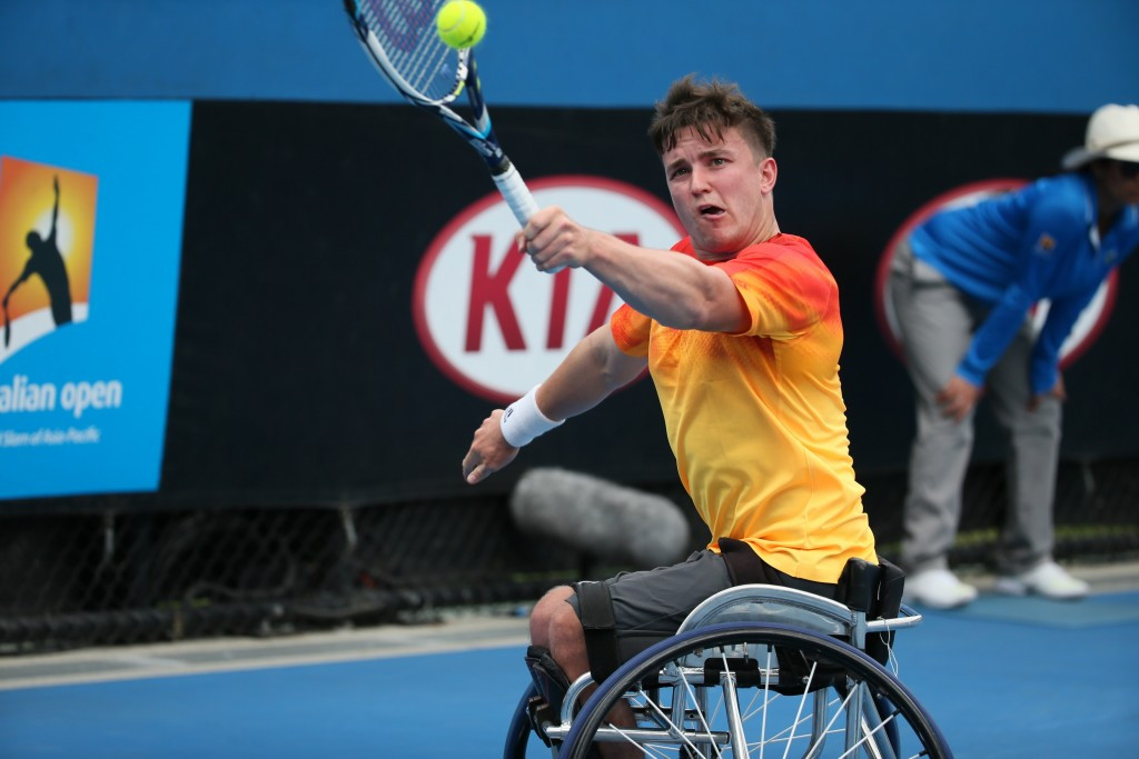 Reid rises to Kunieda challenge to knock-out defending champion at Australian Open