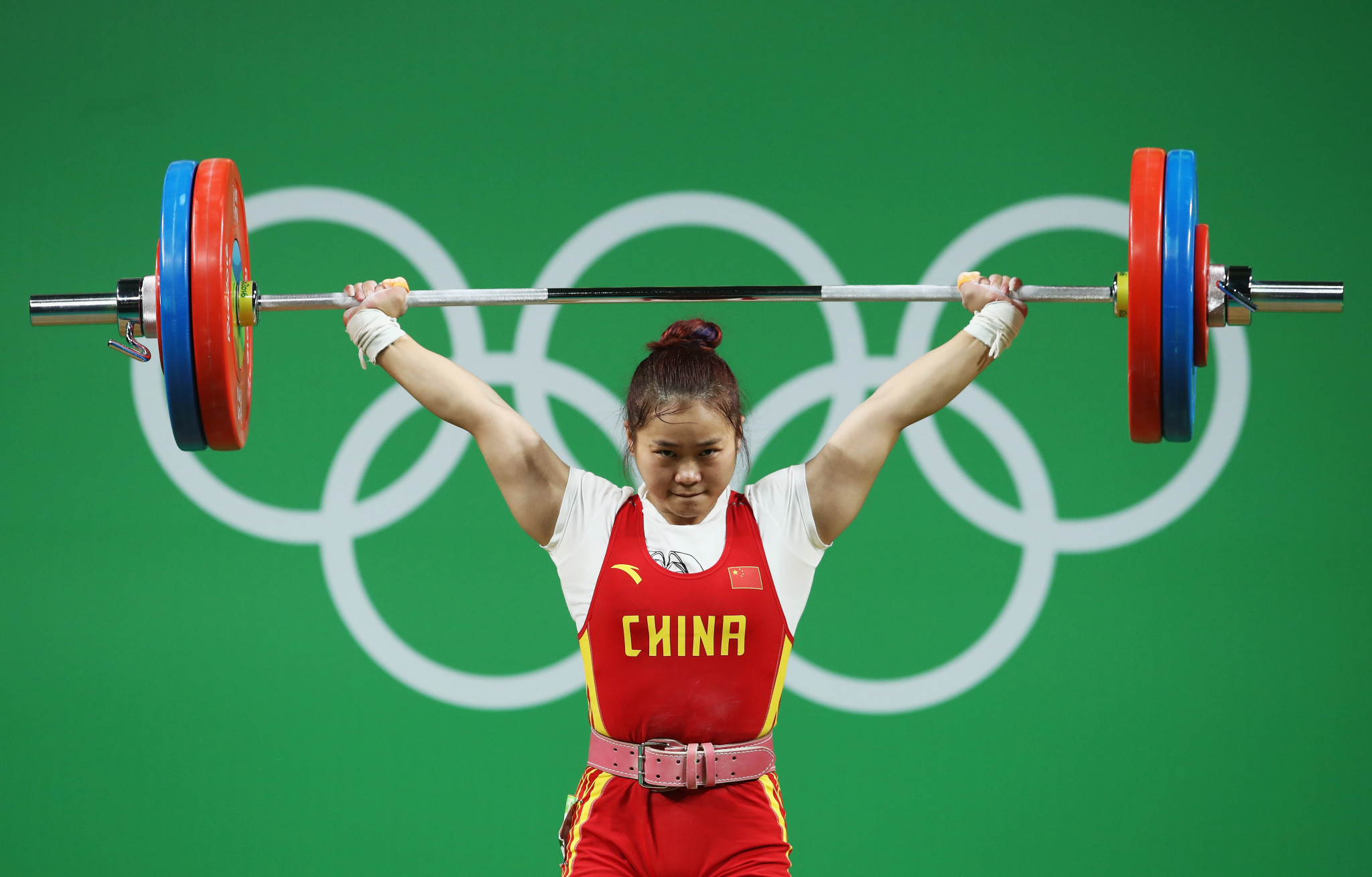 China's weightlifting world record holders Deng Wei and Tian Tao out of Tokyo 2020