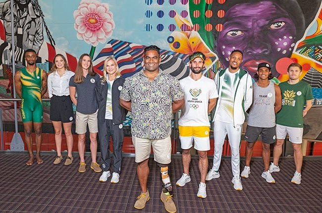 South Africa unveil locally designed kit for Tokyo 2020 after Rio 2016 disaster