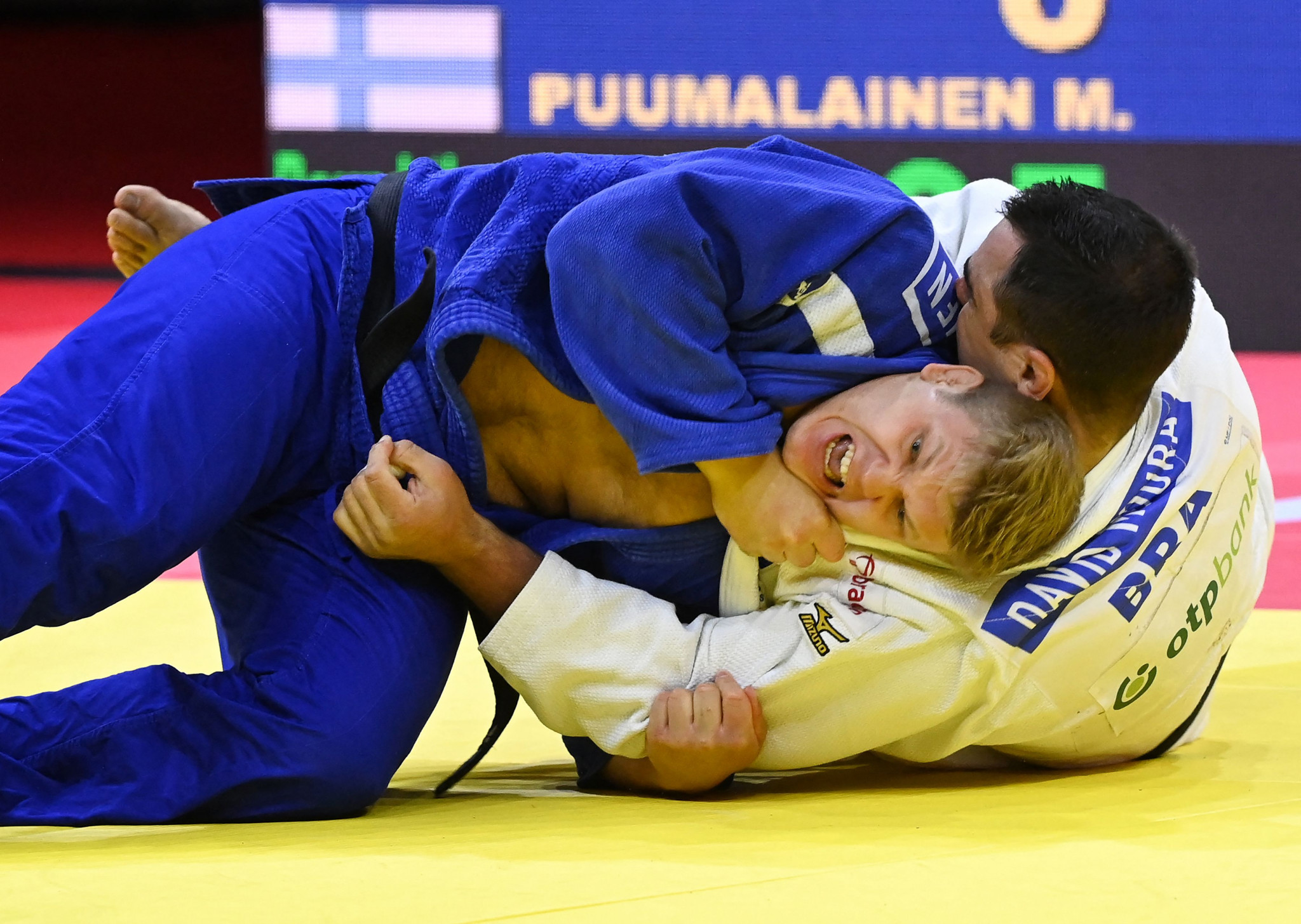 IJF World Championships: Day seven of competition