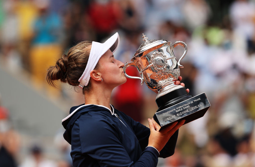 Krejčíková seals maiden Grand Slam singles title at French Open