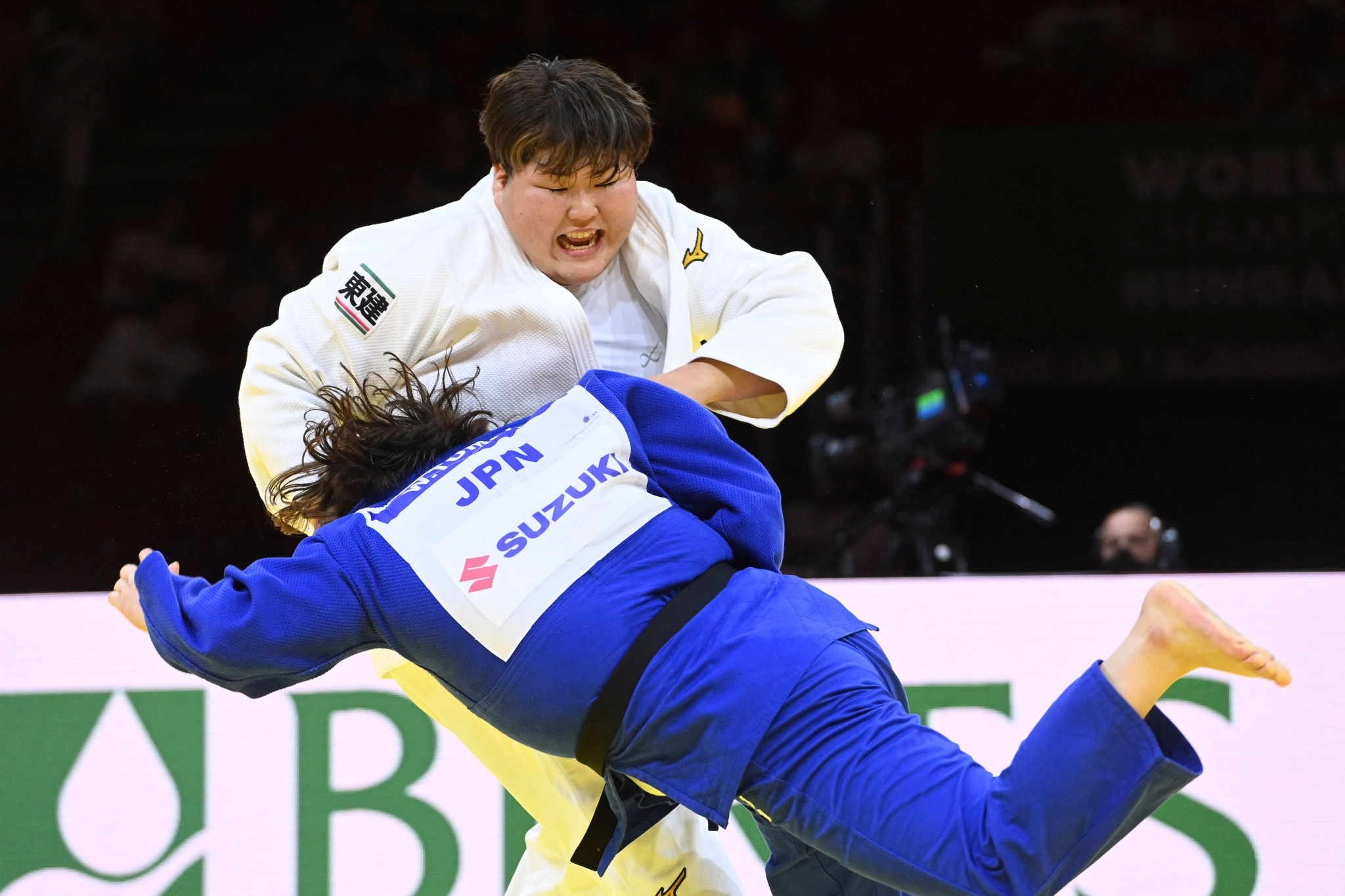 The World Judo Championships are set to conclude this evening ©Getty Images