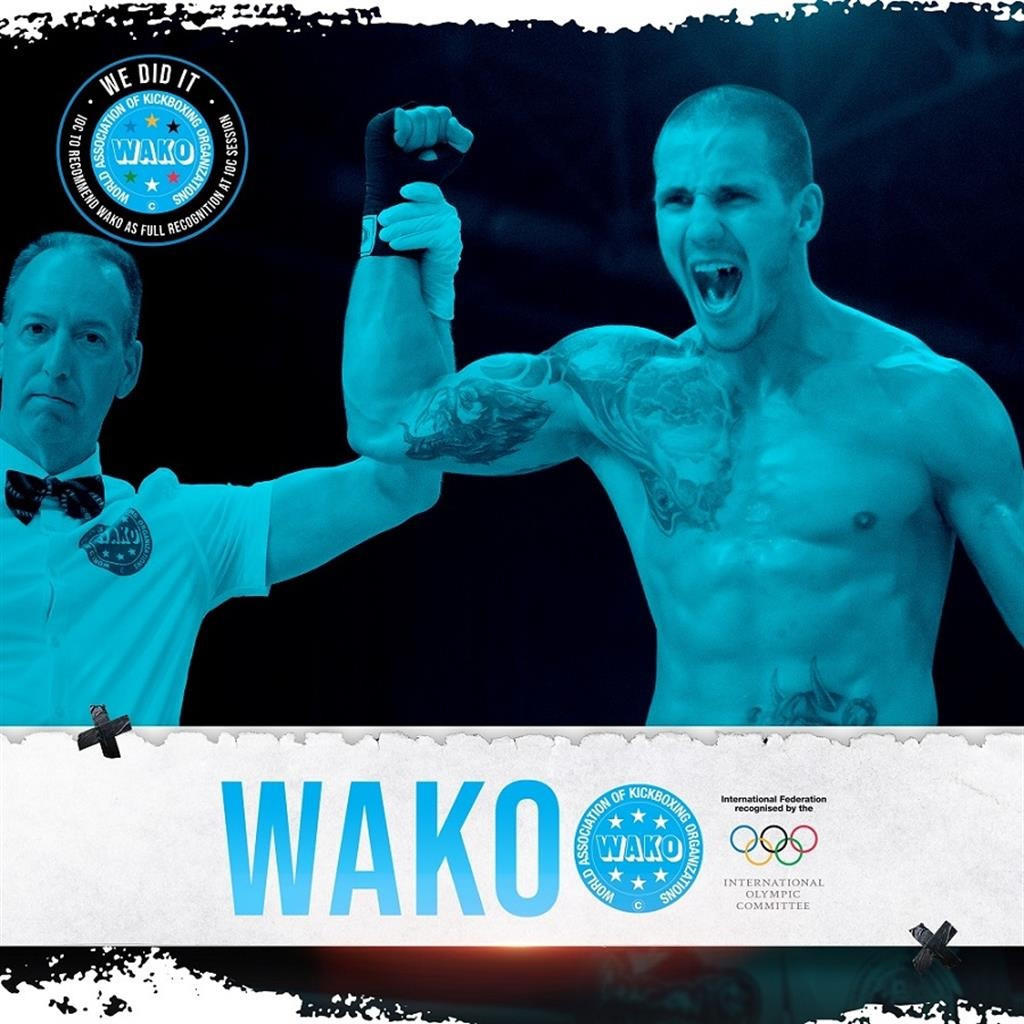 """WAKO toasts """"historic day"""" after gaining IOC recommendation for full recognition"""