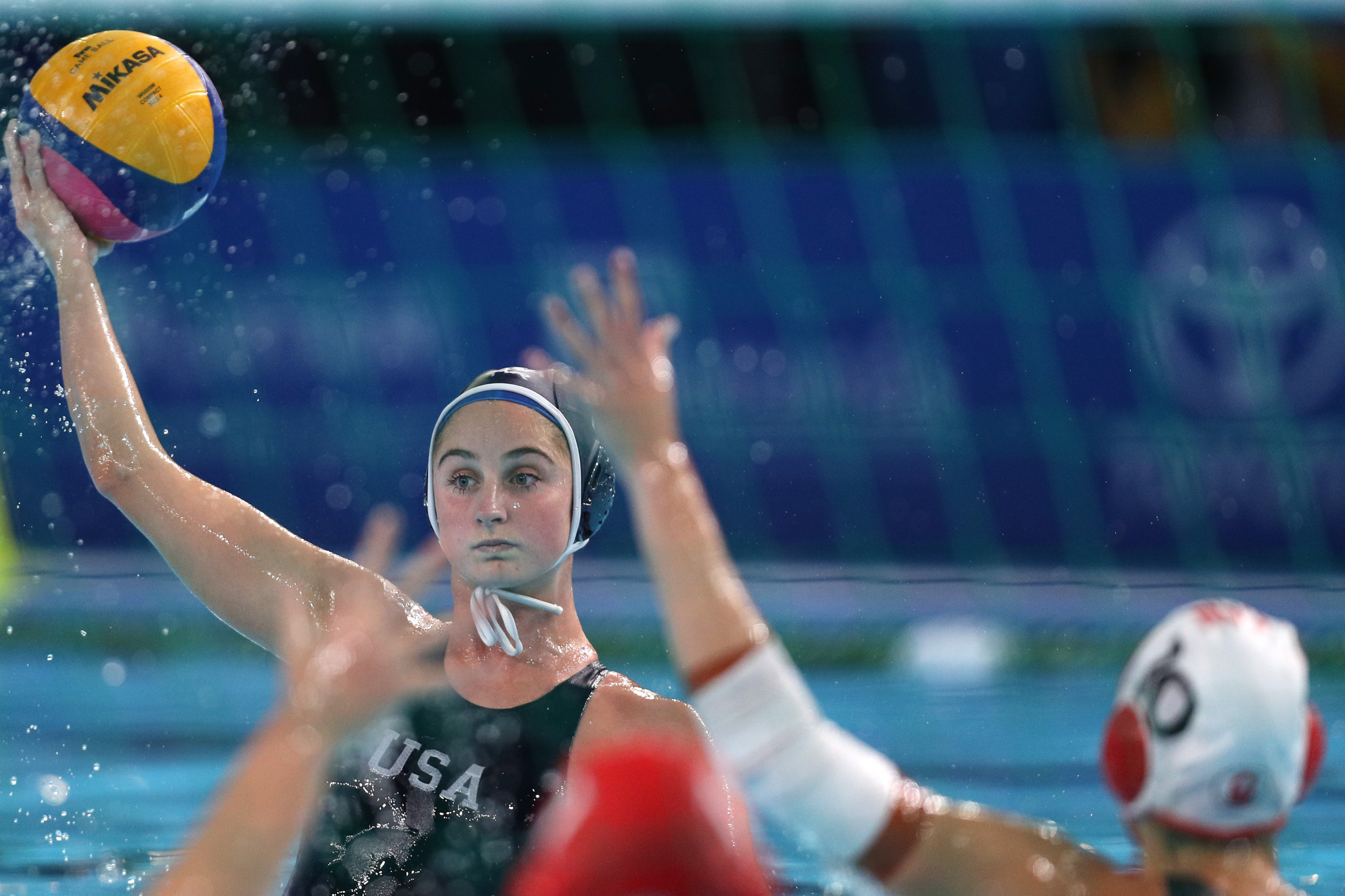 US to defend title at Women's Water Polo World League Super Final