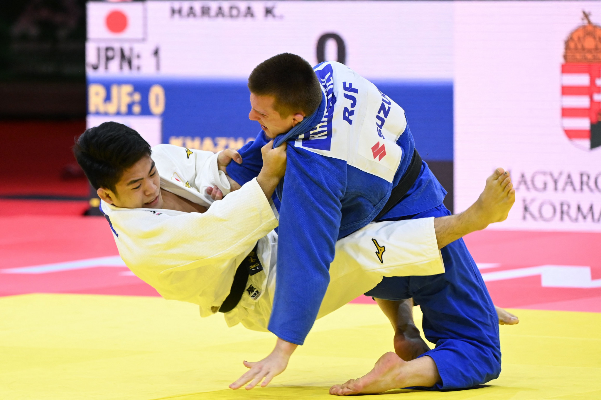 Japan win mixed team gold as World Judo Championships come to a close