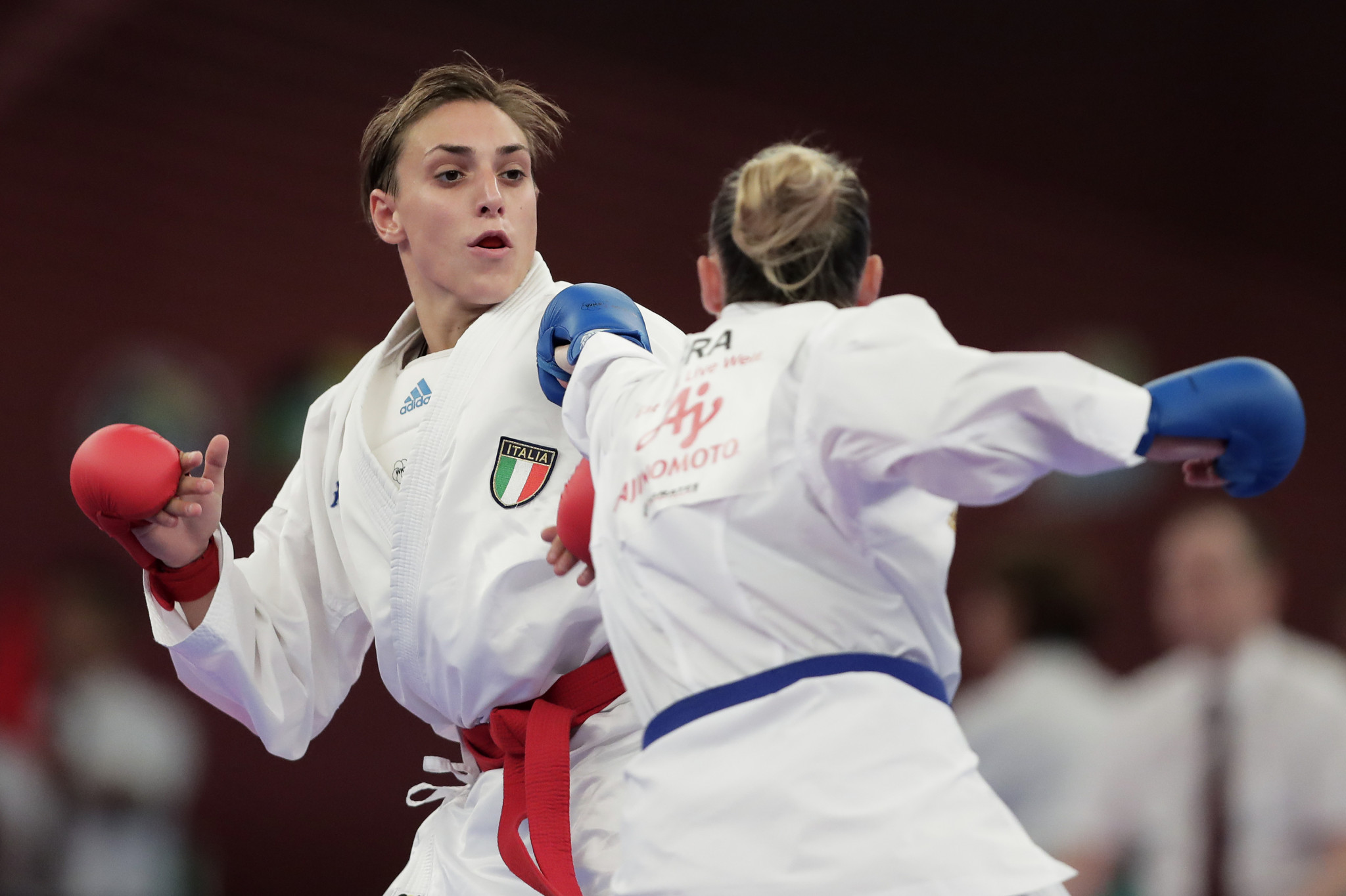 Gaysinsky among last six karateka to qualify for Tokyo 2020 after Canada protest