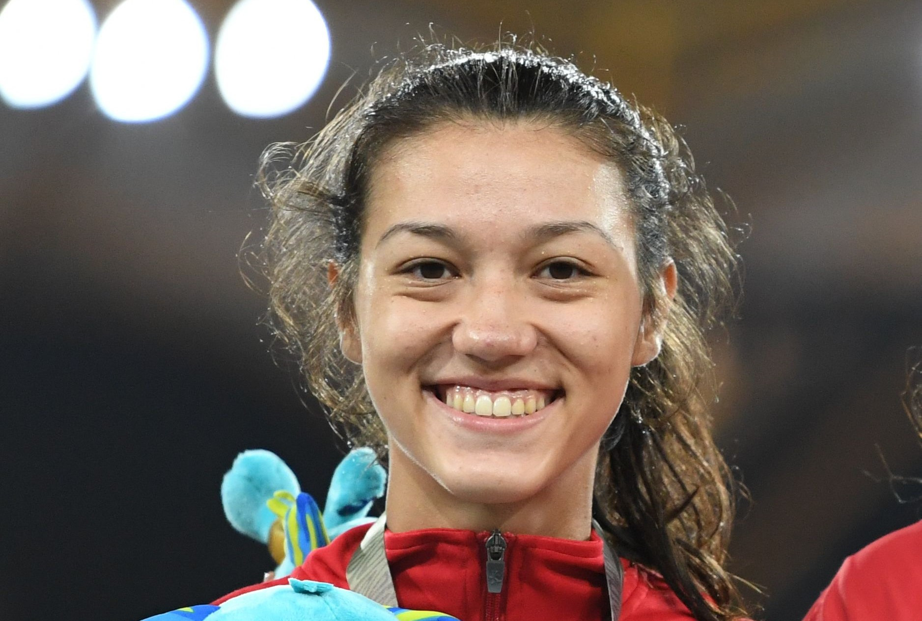 China's former Canadian Zheng wins heptathlon at World Athletics Challenge in Arona