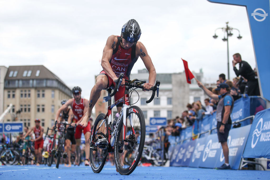 Mislawchuk continues Huatulco love affair with second straight Triathlon World Cup gold
