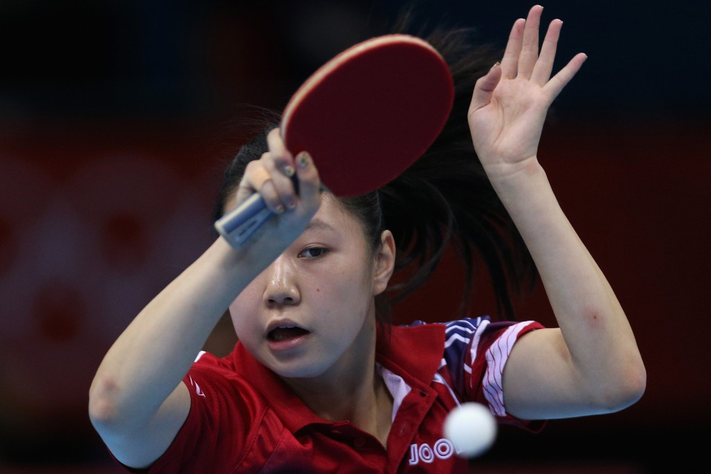 Wang and Zhang headline field at United States' Rio 2016 table tennis trials