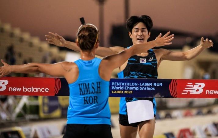 South Korea win mixed relay on final day of Pentathlon World Championships