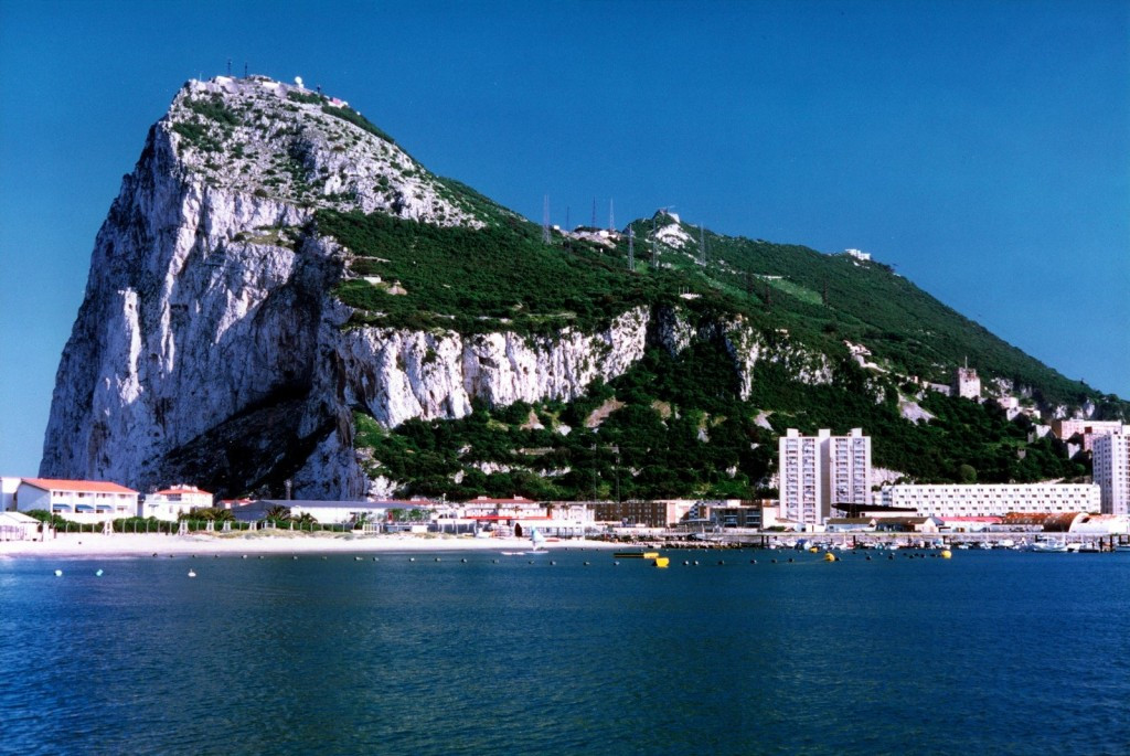 Gibraltar is the subject of tension between Britain and Spain ©Getty Images
