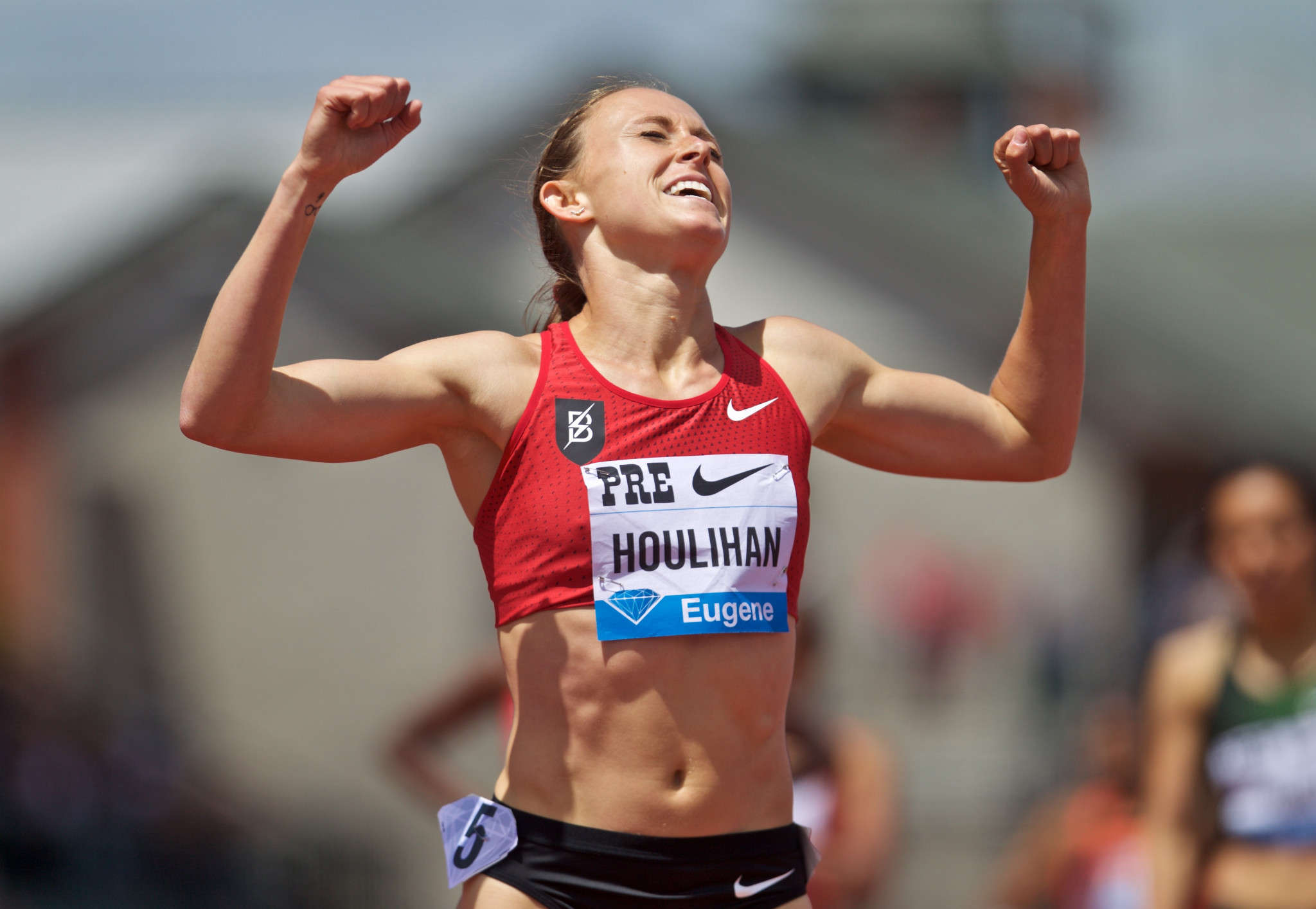 Houlihan given four-year doping ban but blames burrito for failed drugs test