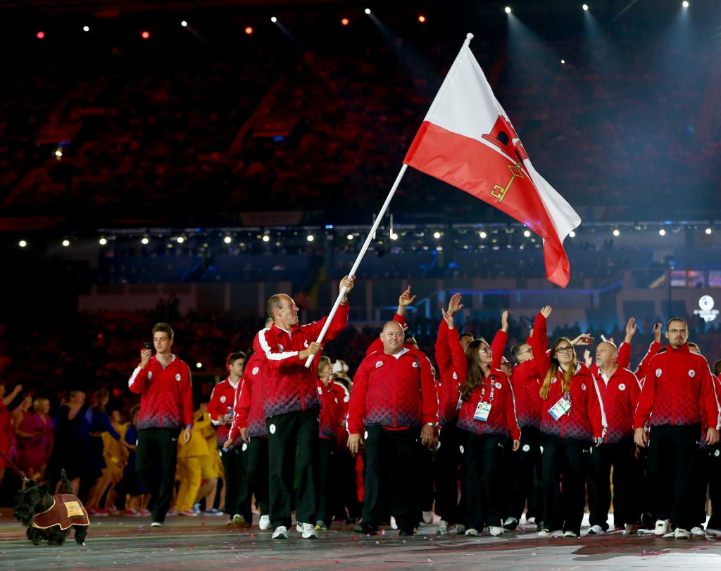 Gibraltar has appeared in every Commonwealth Games since Cardiff 1958, including at Glasgow 2014, where they sent a team of 27 athletes, but they are still waiting for their first medal ©Getty Images