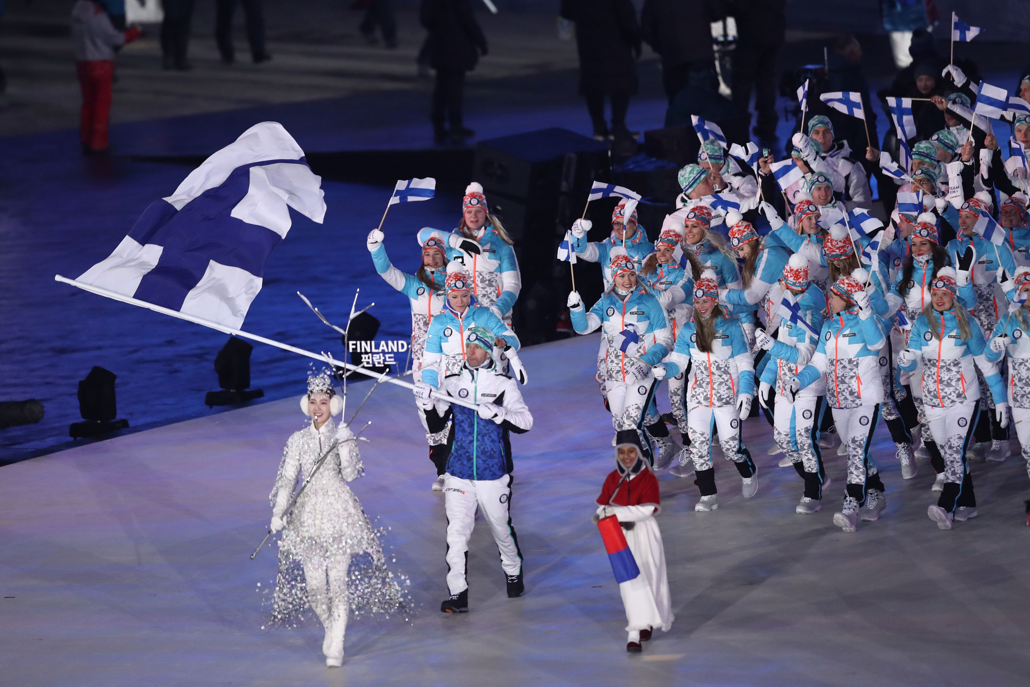 Finnish Olympic Committee welcomes launch of Olympic coaching centre in Helsinki