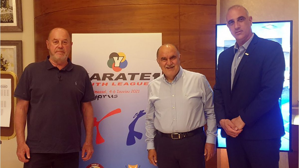 Espinós praises successful hosting of Karate 1-Youth League in Cyprus