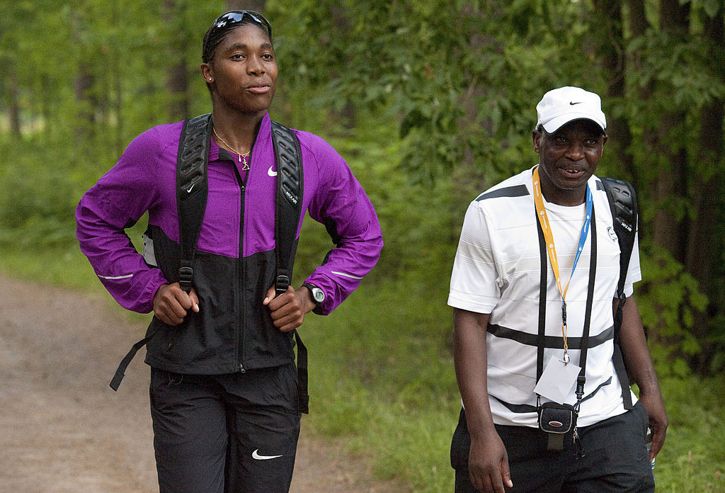 """Semenya's former coach tells her to """"forget about"""" trying to qualify for Tokyo 2020 in 5,000 metres"""