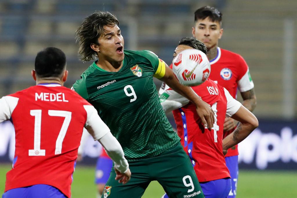Bolivia's Martins faces punishment for criticising CONMEBOL's staging of Copa América