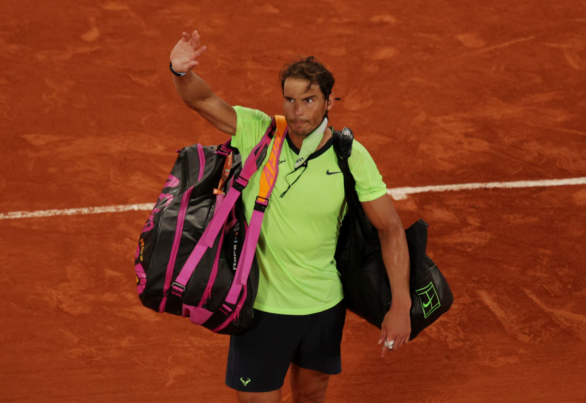 Nadal opts out of Wimbledon and Tokyo 2020 Olympics to help prolong career