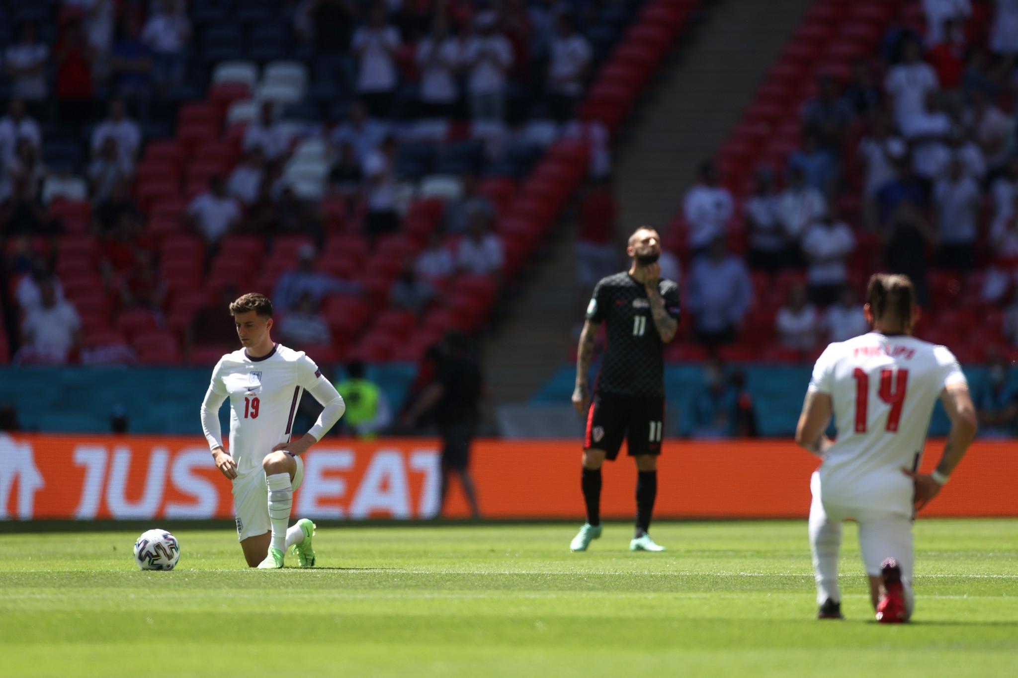Η Αγγλία έχει μια νέα και ταλαντούχα ομάδα παικτών που μπορούν να εκφραστούν εντός και εκτός γηπέδου.  © Getty Images