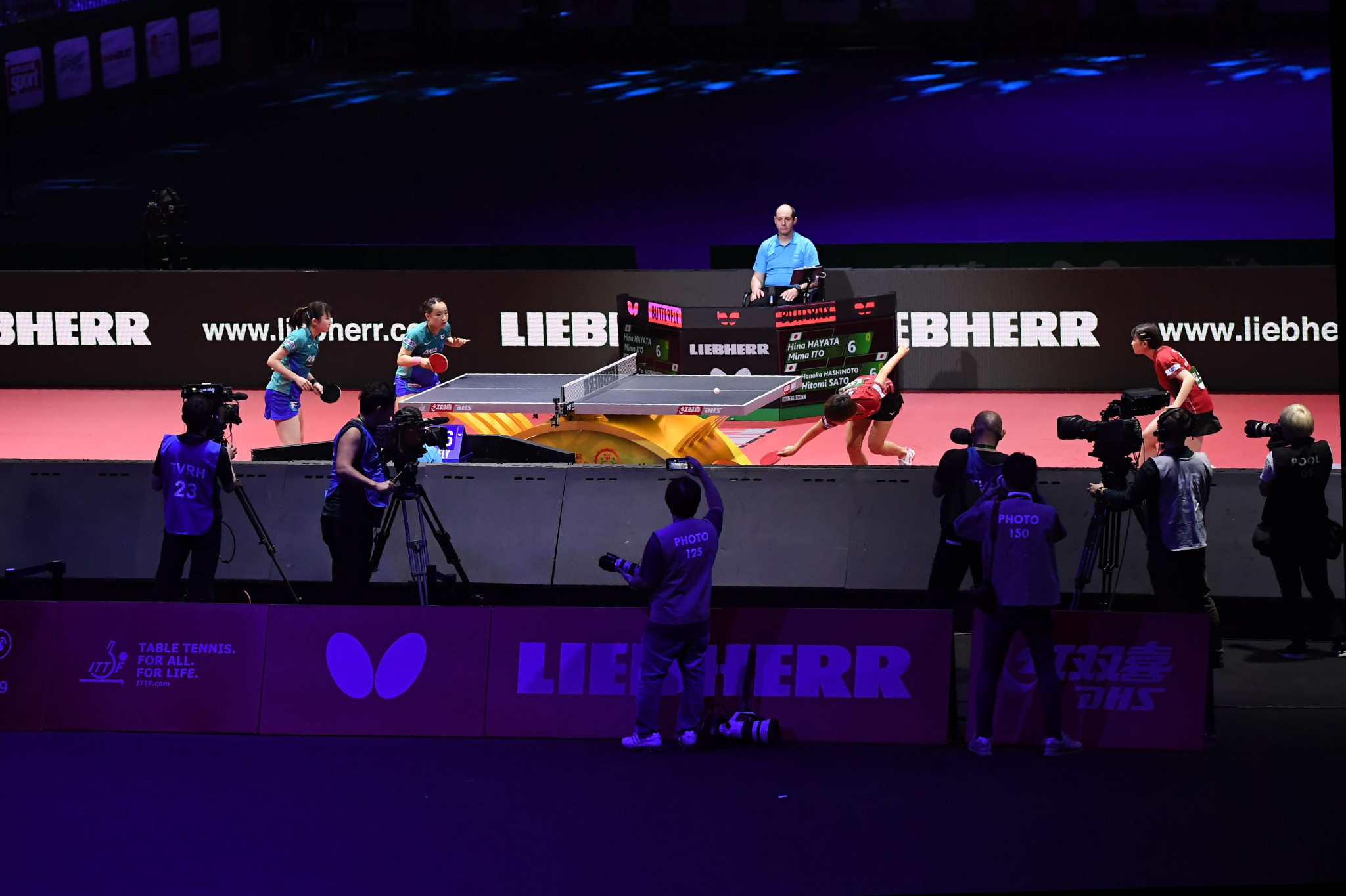 ITTF to hold AGM and Presidential election in Houston after legal opinion received