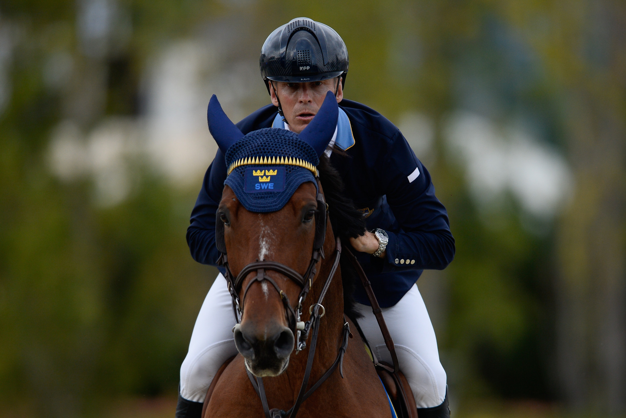 Fredricson seeking home success in Stockholm to maintain Global Champions Tour lead