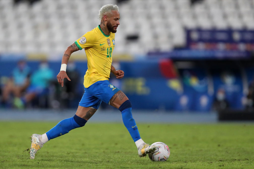 Brazil maintain momentum in defence of Copa América
