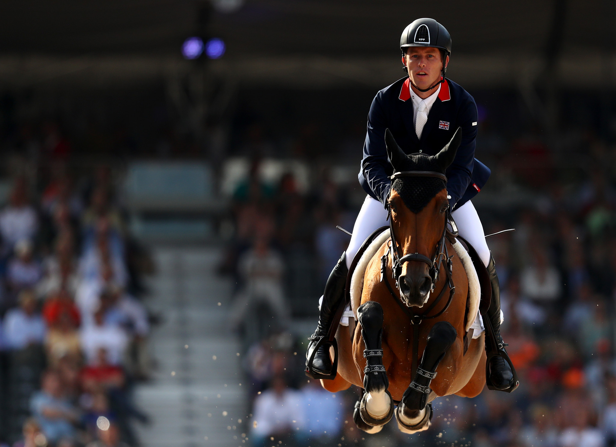 Brash makes strong start at Global Champions Tour event in Stockholm