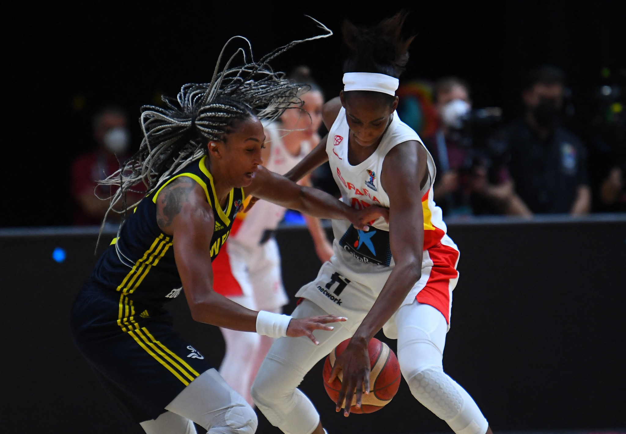 Ndour on song as reigning champions Spain bounce back at FIBA Women's EuroBasket