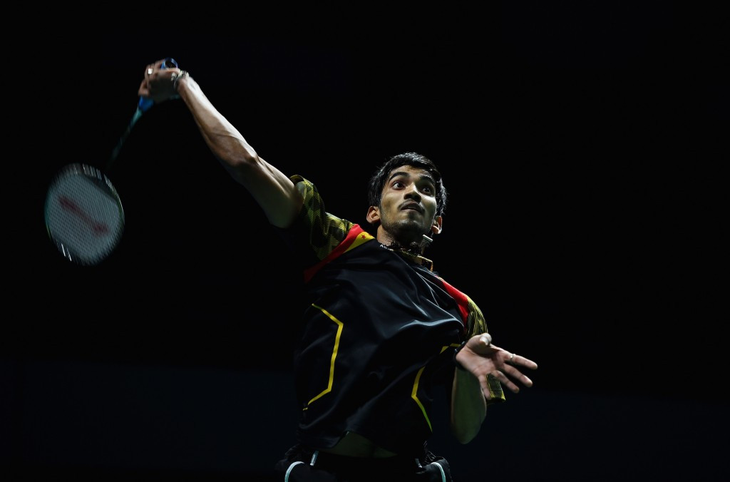Srikanth enjoys serene progress at Syed Modi International Badminton Championships
