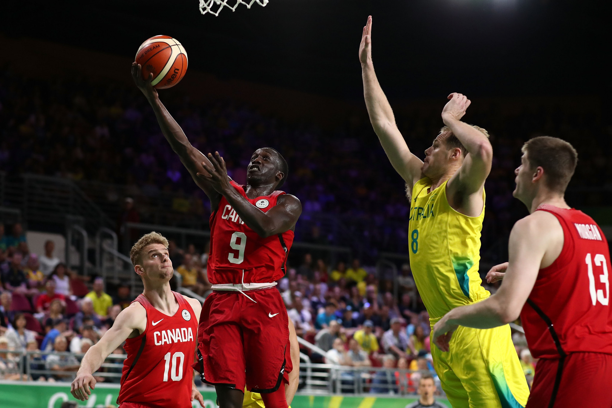 Organisers request for fans at Olympic basketball qualifiers in Canada