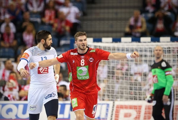Norway stun France to secure European Handball Championships semi-final spot