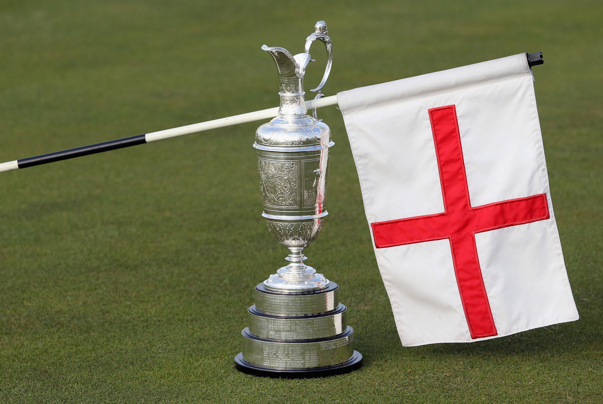 The Open to welcome 32,000 spectators each day after UK Government includes it among test events