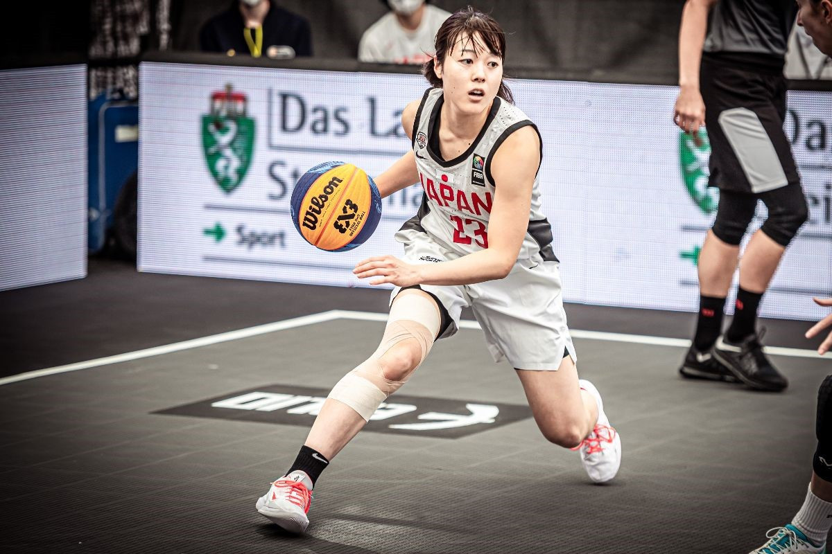 Hosts Japan to open Olympic 3x3 basketball tournament at Tokyo 2020