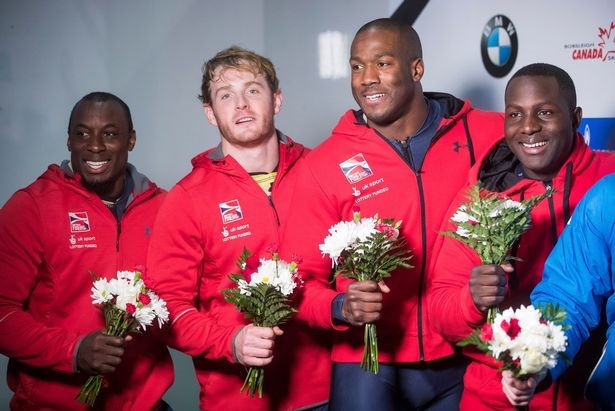 British bobsleigh driver pleased with gold medal upgrade but frustration lingers
