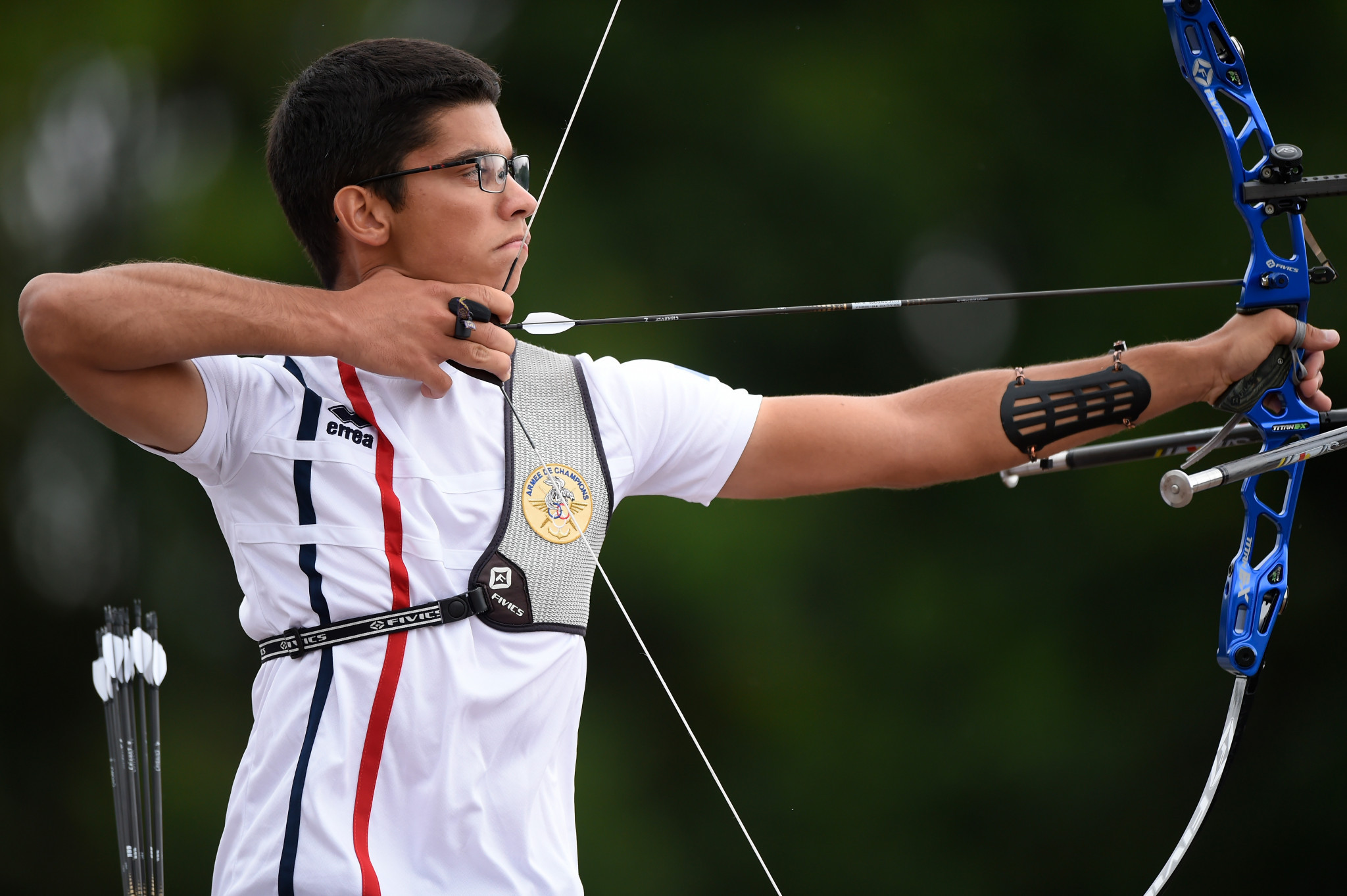 Hosts France among trio to book Tokyo 2020 places at final archery qualifier