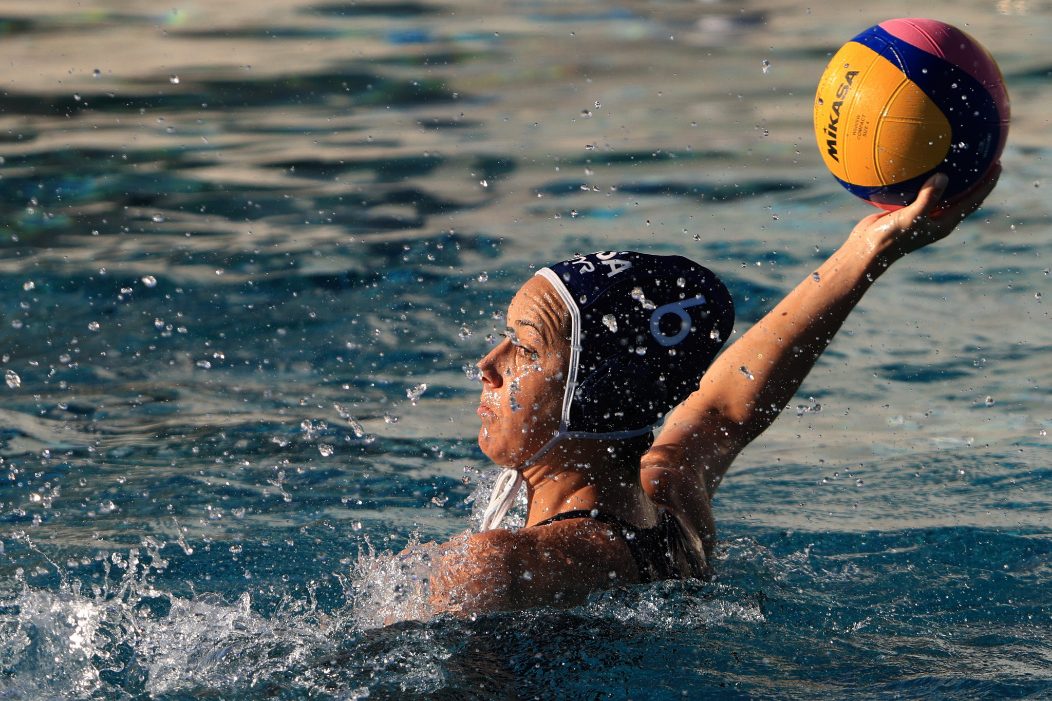 Hungary's winning run ends as United States retain Women's Water Polo World League title