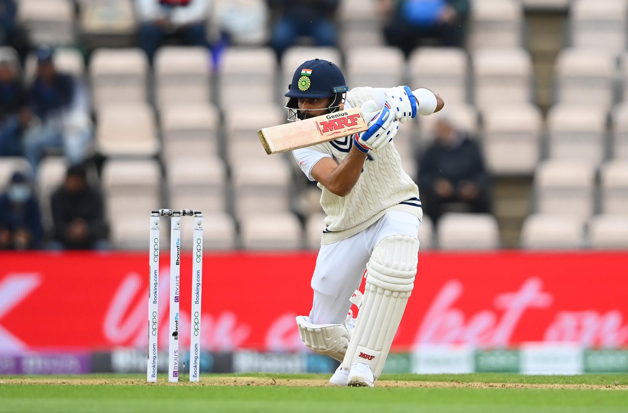 Kohli unbeaten as India edge stop-start day in World Test Championship final