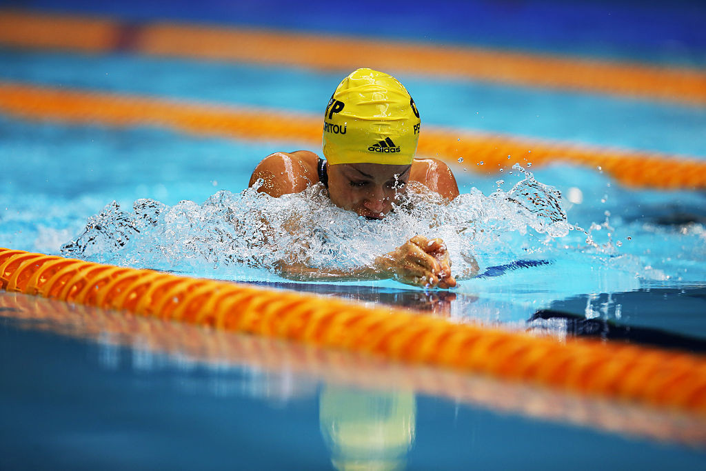 Pelendritou sets three world records at World Para Swimming World Series leg in Berlin