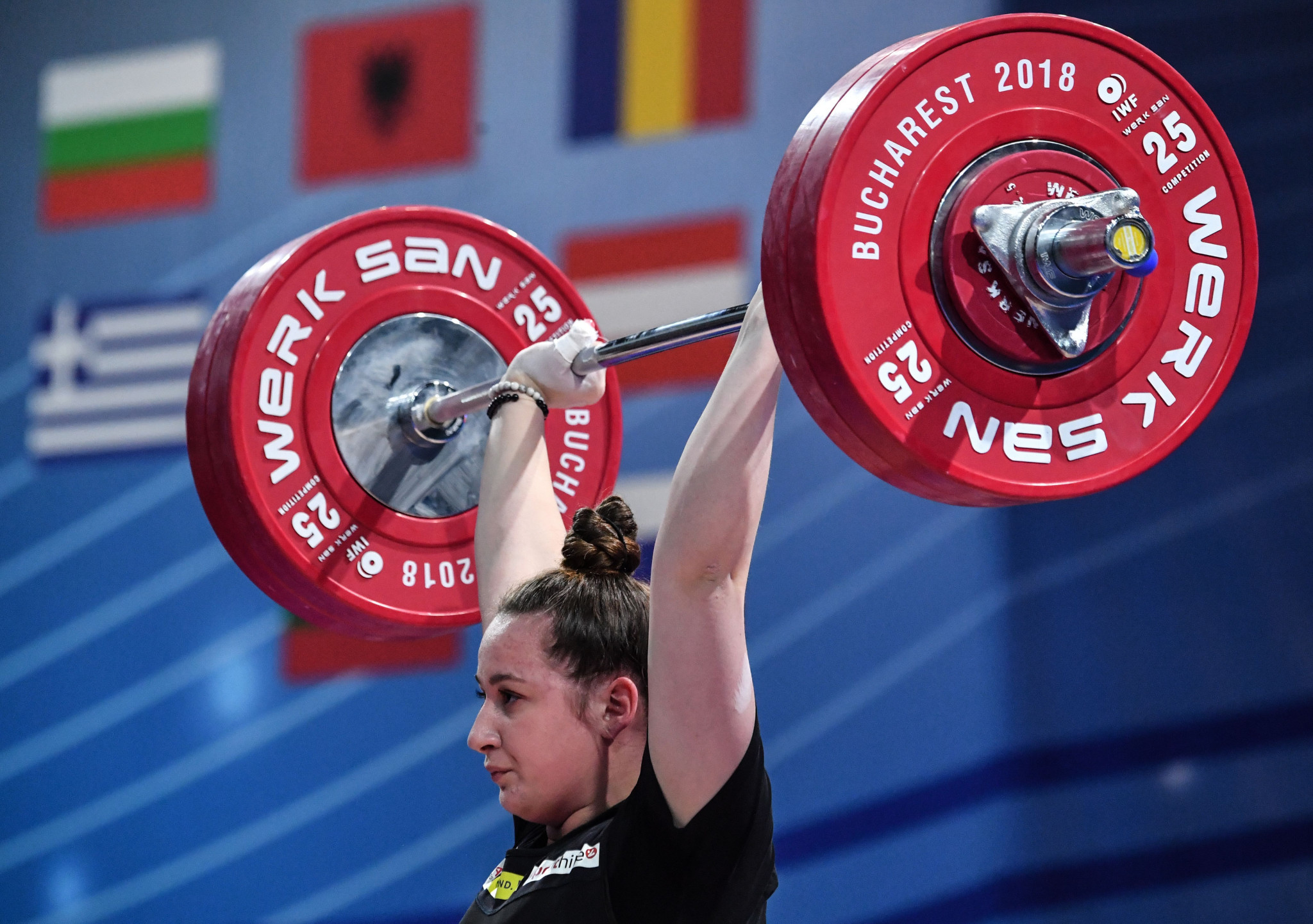 Five lucky weightlifters get huge boost with places at Tokyo 2020