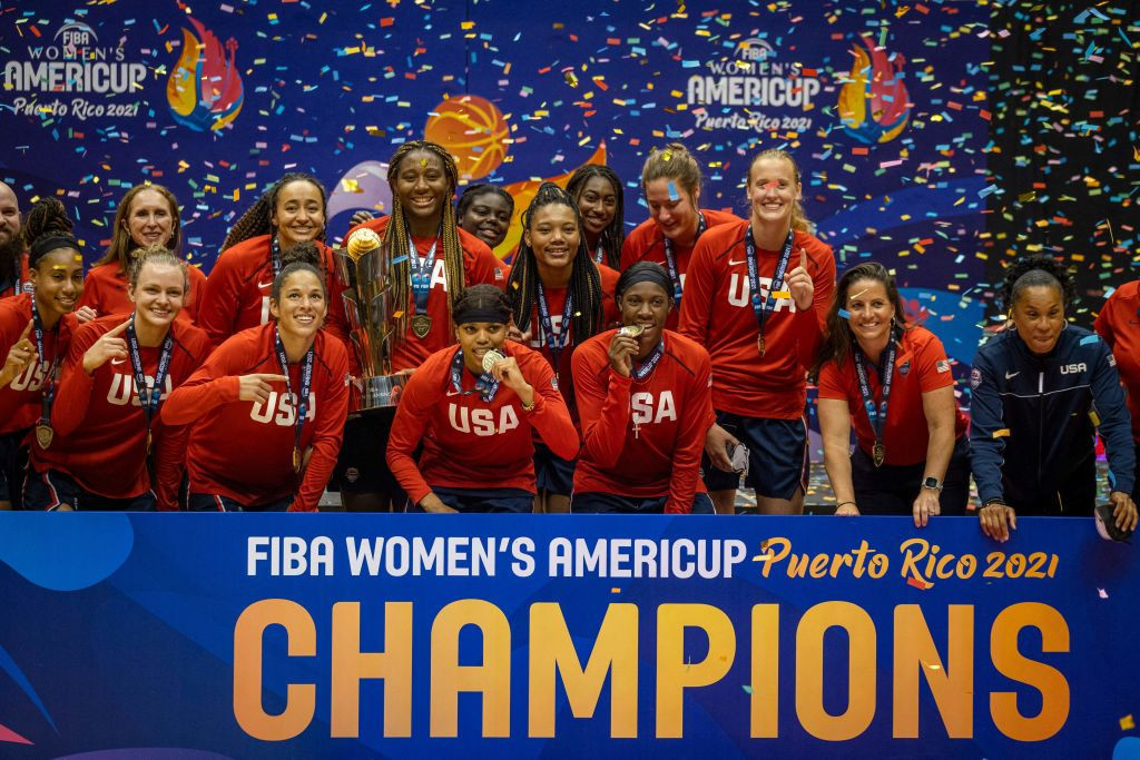 United States seal back-to-back titles as lights go out on Puerto Rico at FIBA Women's AmeriCup