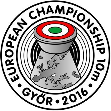 A total of 588 shooters have already been registered for the European Championship ©Györ 2016