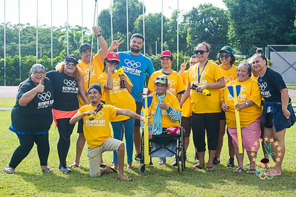 Olympic Day celebrated in Cook Islands with event for people with disabilities