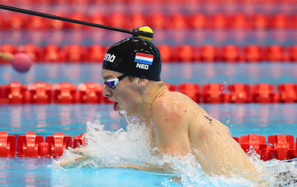 Zarate and Dorsman produce two more world records as World Para Swimming Series ends in Berlin